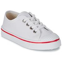 Chaussures Enfant Baskets basses Citrouille et Compagnie PANA BEK Blanc
