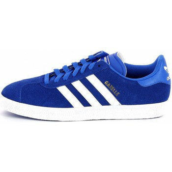 Chaussures Homme Baskets basses adidas Originals Basket  Gazelle 2 Bleu