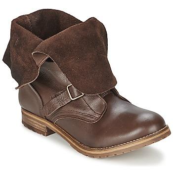 Bottines / Boots Casual Attitude DISNELLE Marron 350x350