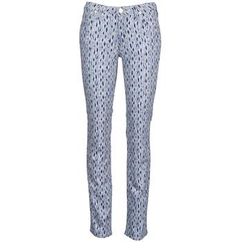 Jeans Lee MARION STRAIGHT Imprime Bleu 350x350