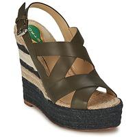 Chaussures Femme Sandales et Nu-pieds Etro 3948 Marron