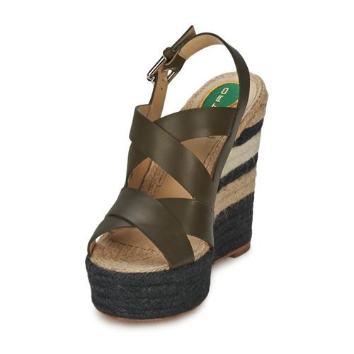 Nu Etro Marron Et Sandales Femme pieds 3948 8PNn0wXOk