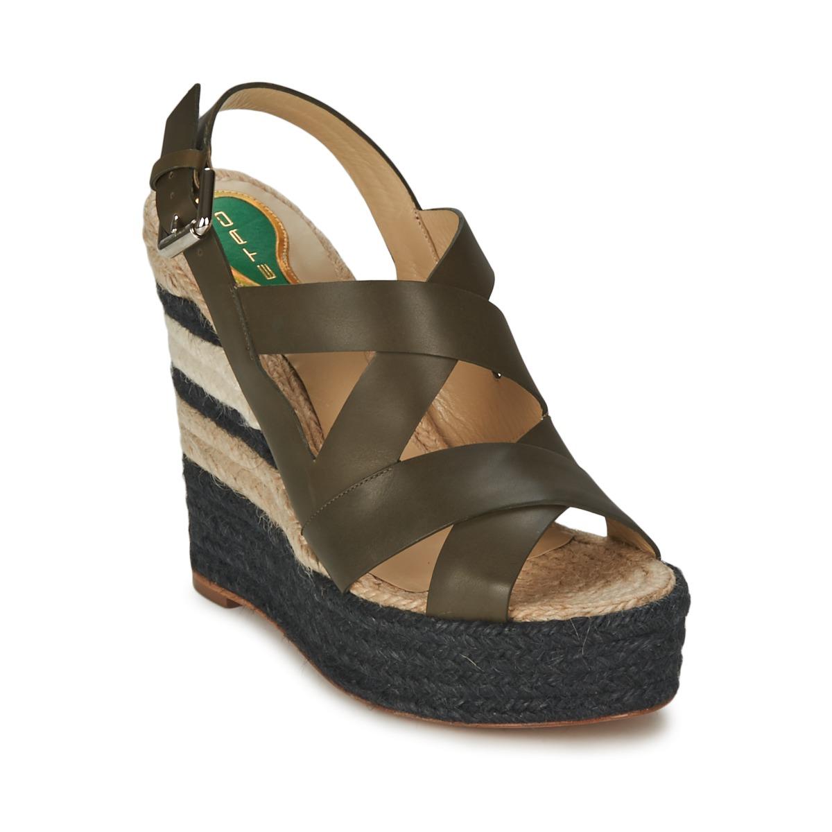 Sandale Etro 3948 Marron