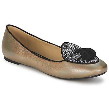 Chaussures Femme Ballerines / babies Etro 3922 Doré