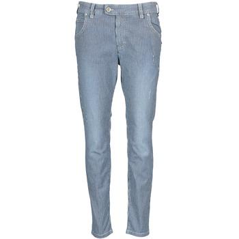 Jeans Marc O'Polo LAUREL Bleu / Blanc 350x350