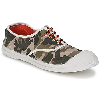 Chaussures Femme Baskets basses Bensimon TENNIS CAMOFLUO Camouflage