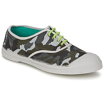 Chaussures Homme Baskets basses Bensimon TENNIS CAMOFLUO Camouflage