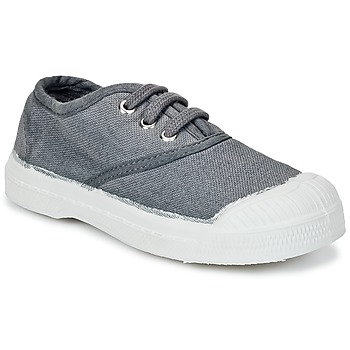 Baskets mode Bensimon TENNIS LACET Gris Moyen 350x350