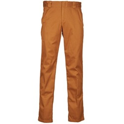 Vêtements Homme Chinos / Carrots Dickies GD PANT Marron