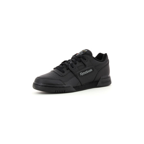 Chaussures Homme Baskets basses Reebok Sport Workout Plus Noir