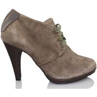 Chaussures Femme Low boots Pepe jeans butin élégante femme BRUN