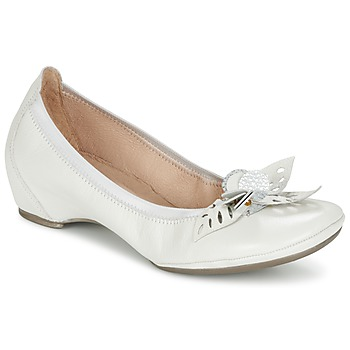 Chaussures Femme Ballerines / babies Hispanitas VALENCE Blanc