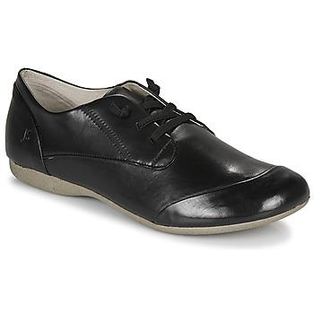 Chaussures Femme Derbies Josef Seibel FIONA 01 Noir