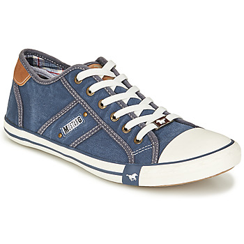 Chaussures Homme Baskets basses Mustang TIRON Jeans