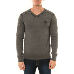 Vêtements Homme Pulls Ritchie PULL V LATINO Gris
