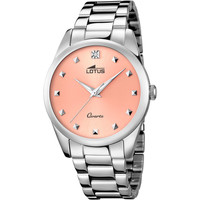 Montre Lotus Montre  L18142-2 - Montre Or Rose Ronde Femme