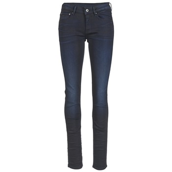 Vêtements Femme Jeans droit G-Star Raw ATTAC STRAIGHT Slander Superstretch Dk Aged