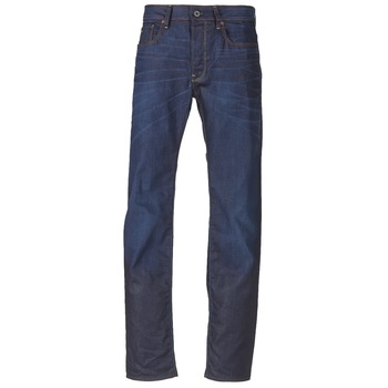 Vêtements Homme Jeans droit G-Star Raw 3302 STRAIGHT Hydrite Denim Dk Aged