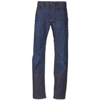 Jeans G-Star Raw 3301 STRAIGHT Hydrite Denim Dk Aged 350x350