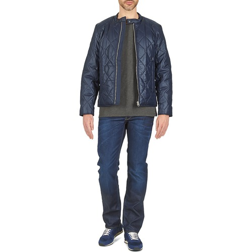 ATTAC QUILTED  G-Star Raw  blousons  homme  marine