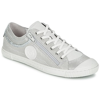 Chaussures Femme Baskets basses Pataugas BISK Gris