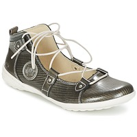 Chaussures Femme Ballerines / babies Pataugas NORWAY/V Argent