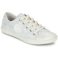 Chaussures Fille Baskets basses Pataugas BOUTCHOU Blanc