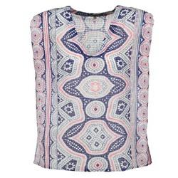 Vêtements Femme Tops / Blouses Antik Batik JAGGA Bleu / Multicolore