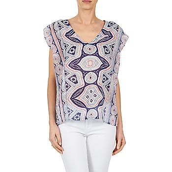 Vêtements Femme Batik Multicolore Antik TopsBlouses Jagga Bleu 8wXn0OkPN
