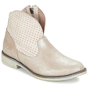 Bottines / Boots Ikks CINDY Argent 350x350