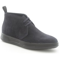 Chaussures Homme Boots J. Holbens A192 Basket Homme Blue Blue