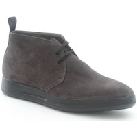 Chaussures Homme Boots J. Holbens A192 Basket Homme Antracite Antracite