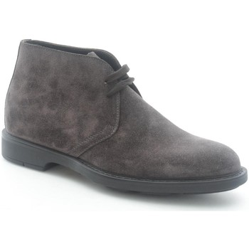 Chaussures Homme Boots Brian Cress X111 Chaussures de ville Homme Antracite Antracite