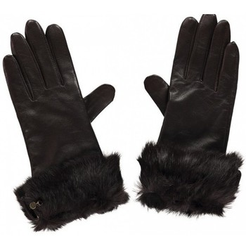 Accessoires textile Femme Gants Salsa Gants Cuir Noir Girona 113381 Noir