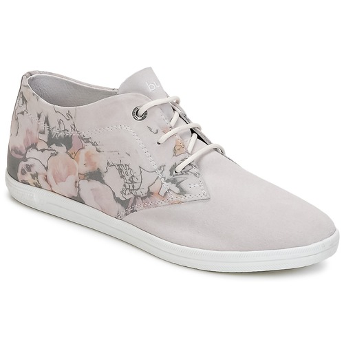 Chaussures Femme Boots Bugatti GAUVIN Gris / Rose