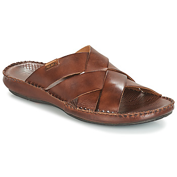Chaussures Homme Mules Pikolinos TARIFA Marron
