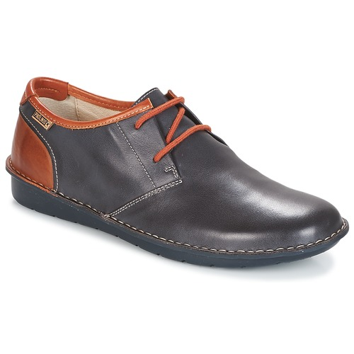 Pikolinos SANTIAGO Noir  - Chaussures Derbies Homme