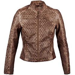Vêtements Femme Vestes en cuir / synthétiques Kaporal CERA Marron