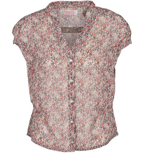 Vêtements Femme Chemises / Chemisiers Kaporal COWBY Gris / Rose