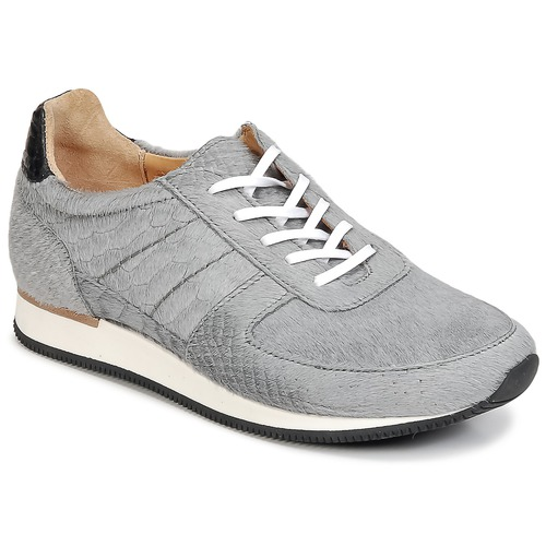 Chaussures Femme Baskets basses Fred de la Bretoniere JACQUES Gris