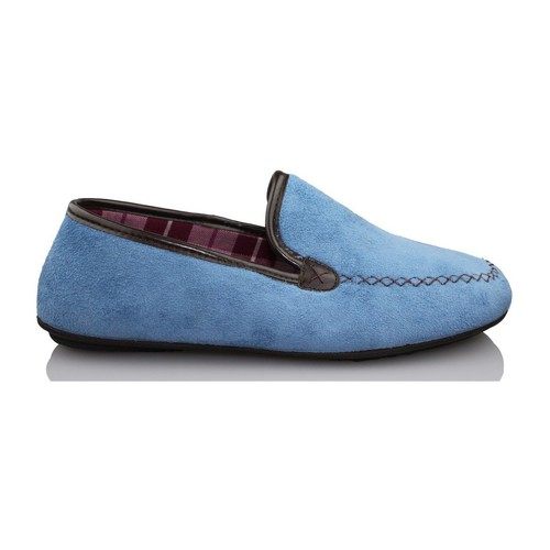 Chaussures Femme Baskets basses Cabrera chaussure intérieure confortable BLEU