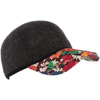 Casquettes Christys' London Casquette Baseball Grise Fashion par Christys