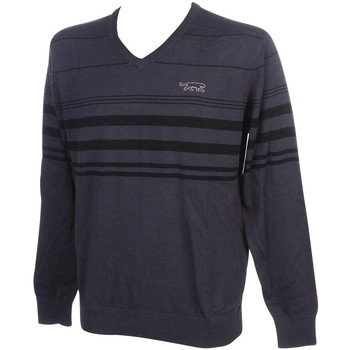 Vêtements Homme Pulls Airness Pull Marged Gris