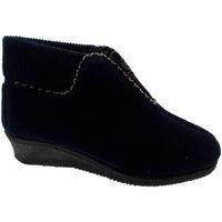 Chaussures Femme Bottines Davema DAV558bl blu