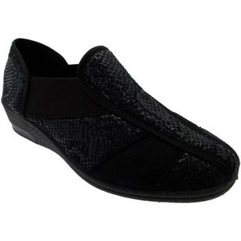 Chaussures Femme Chaussons Davema DAV7556NE nero