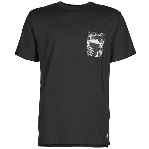 Vêtements Homme T-shirts manches courtes DC Shoes WOODGLEN Noir
