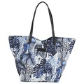 Sacs Femme Cabas / Sacs shopping Christian Lacroix LIDIA 1 Bleu / Blanc