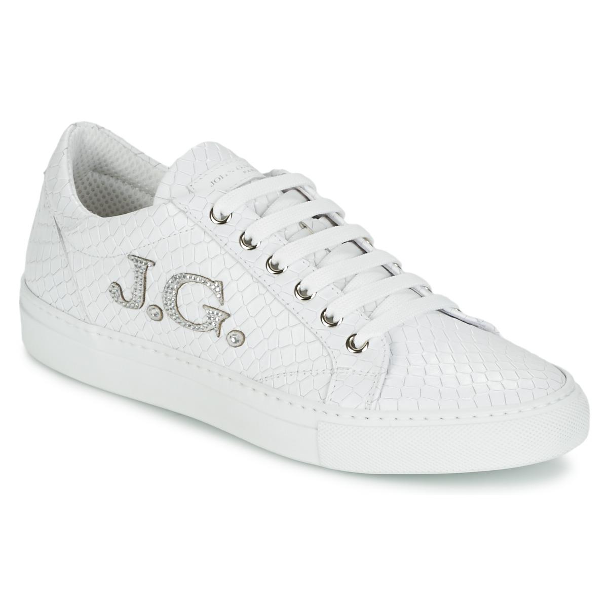 John Galliano 7977 Blanc