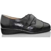 Chaussures Femme Derbies Drucker Calzapedic Drucker jungle serpent CALZAPEDIC NOIR