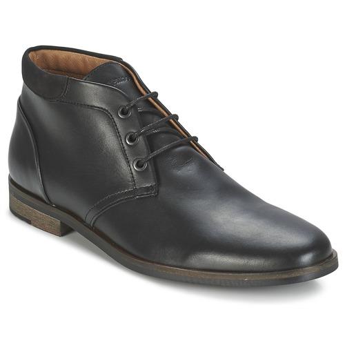Bottines / Boots Schmoove DIRTY DANDY Noir 350x350